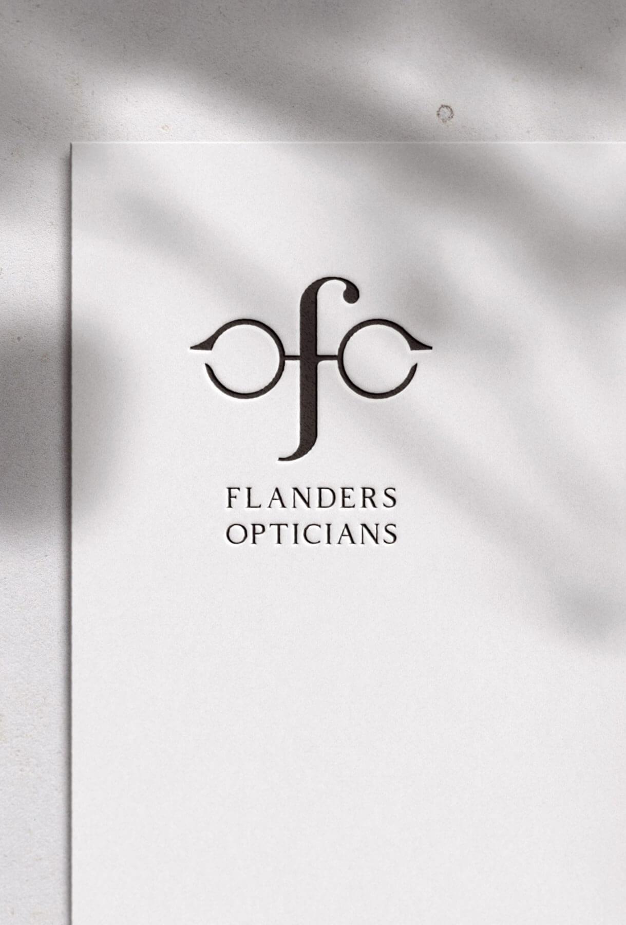 branding flanders opticians